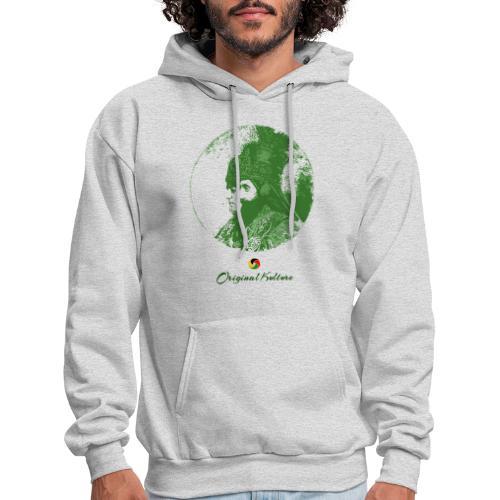 Original Kulture His and Her Majesty Green - Men's Hoodie