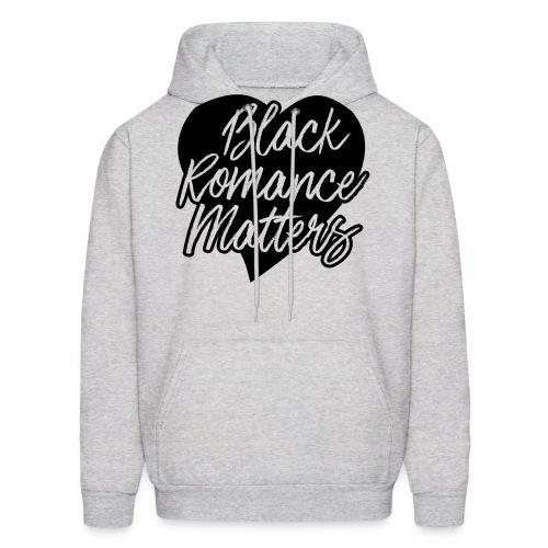 Black Romance Matters Tee - Men's Hoodie