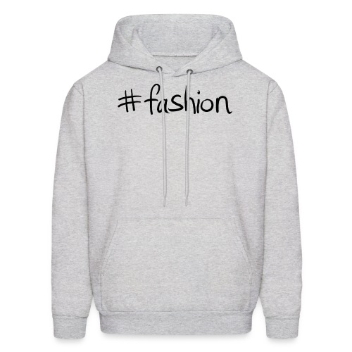 shirt hashtag fashion - Men's Hoodie