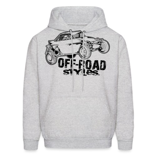 Off Road Race Buggy - Men's Hoodie