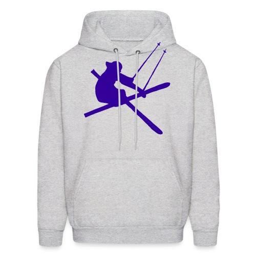 Freestyle Skier - Men's Hoodie