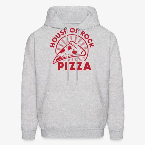 HOR Pizza Red - Men's Hoodie