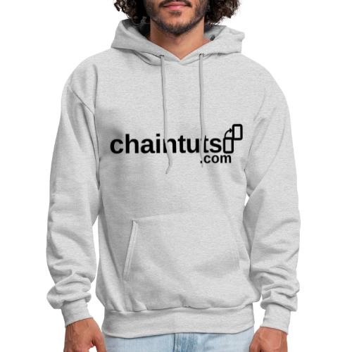 chaintuts.com Logo - Men's Hoodie