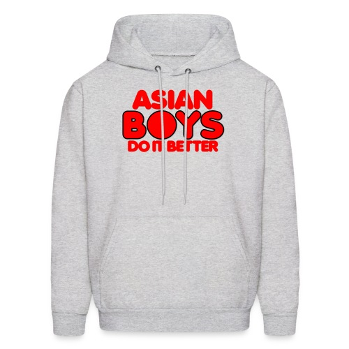 2020 Boys Do It Better 02 Asian - Men's Hoodie