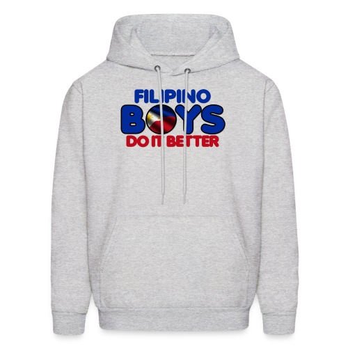 2020 Boys Do It Better 05 Filipino - Men's Hoodie