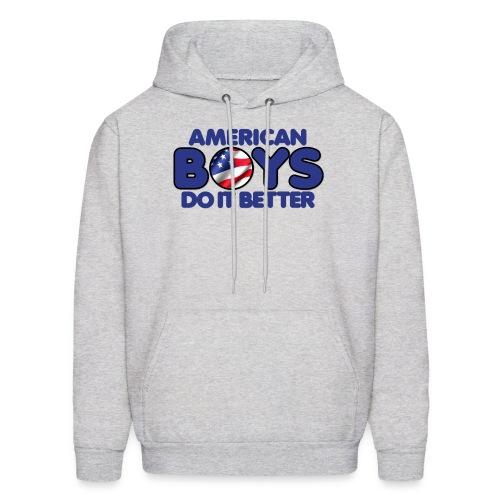 2020 Boys Do It Better 03 American - Men's Hoodie