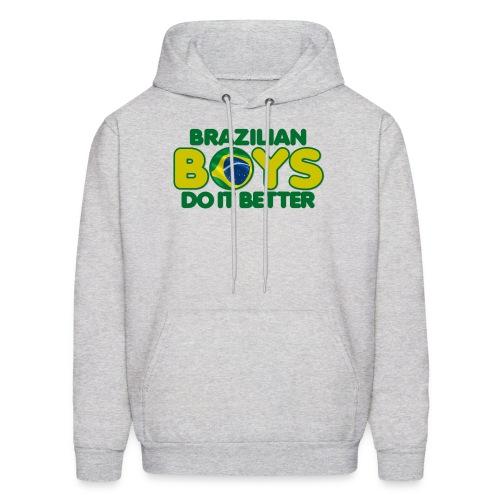 2020 Boys Do It Better 09 Brazil - Men's Hoodie