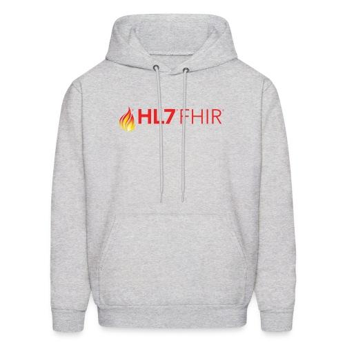 HL7 FHIR Logo - Men's Hoodie