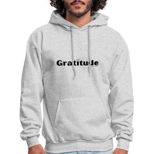 Gratitude - Men's Hoodie
