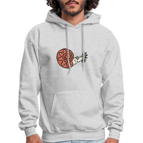 Ammonite - Men's Hoodie