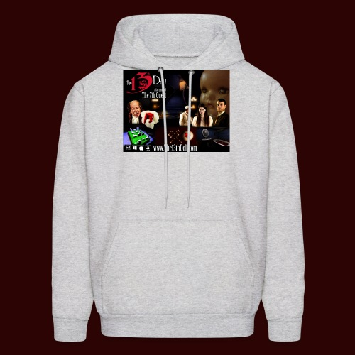 The 13th Doll Cast and Puzzles - Men's Hoodie