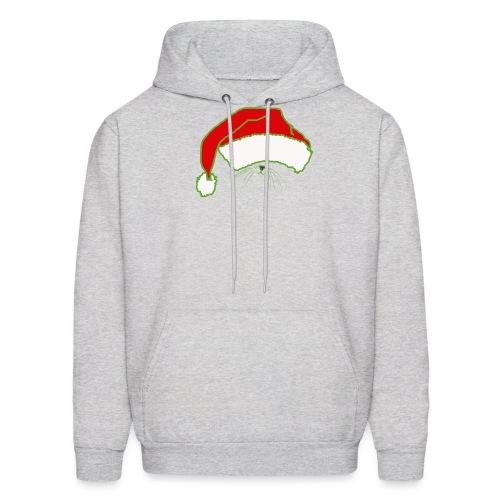 Santa Claws - Men's Hoodie