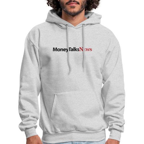 Money Talks News Logo - Men's Hoodie
