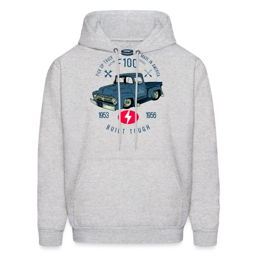 F100 Built Tough - Men's Hoodie