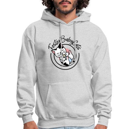 FosterBabyCats Logo - Men's Hoodie