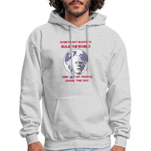 VERY POPULAR PRESIDENT! - Men's Hoodie