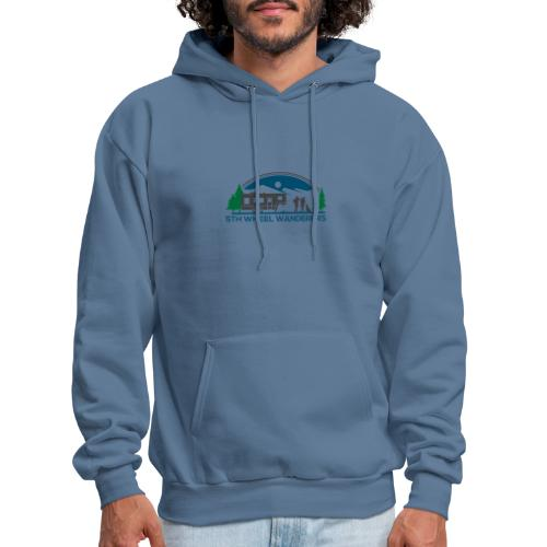 5th Wheel Wanderers - Men's Hoodie