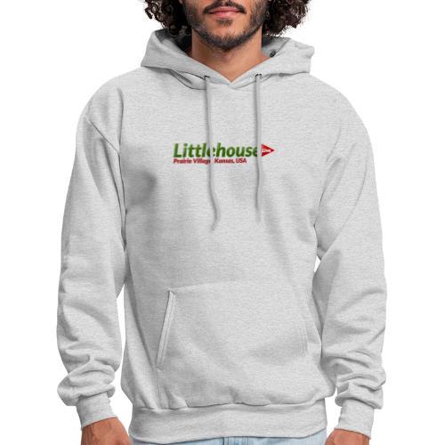 Littlehouse Logo - Men's Hoodie
