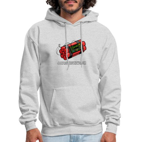 The Clock Is Ticking - Men's Hoodie