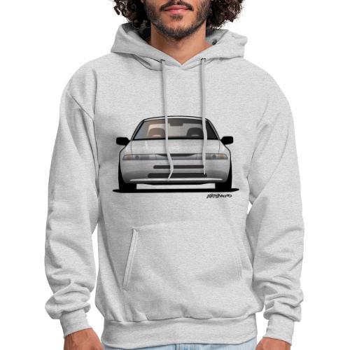 Subaru Alcyone SVX Modern JDM Icon Sticker - Men's Hoodie