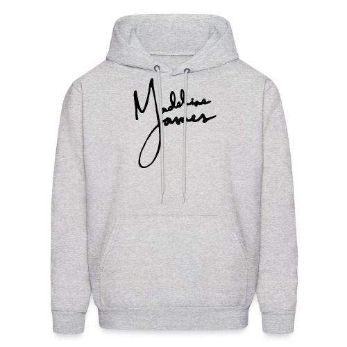 Madeline James (Light/Dark) - Men's Hoodie