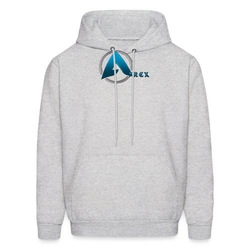 Atrex Shirt Design - Men's Hoodie
