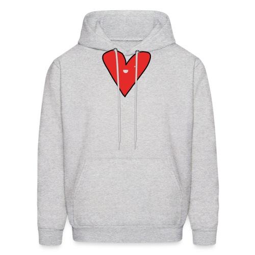 Heart - Men's Hoodie