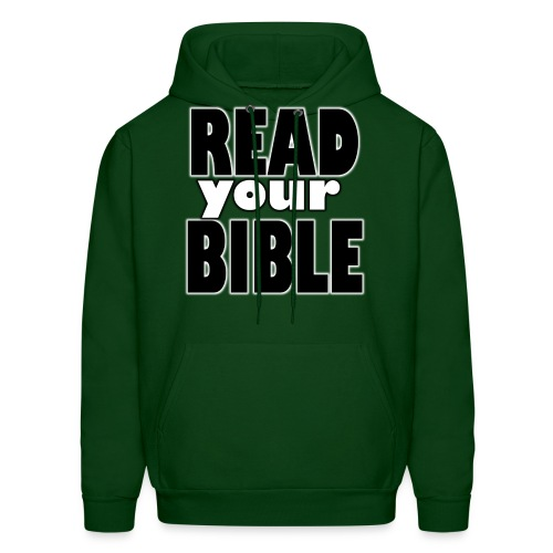 Read your Bible Hope Possible - Men's Hoodie