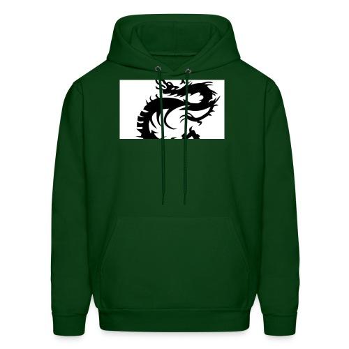 Tired Dragon - Men's Hoodie