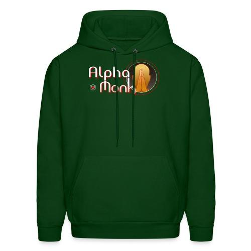 Alpha Monk - Men's Hoodie