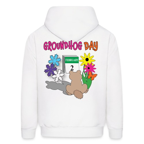 Groundhog Day Dilemma - Men's Hoodie