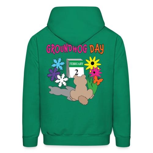 Groundhog Day Dilemma - Men's Hoodie