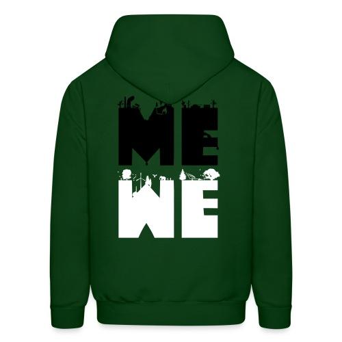me we - Men's Hoodie