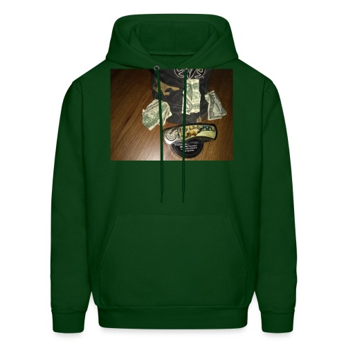 All a good hunter really needs - Men's Hoodie