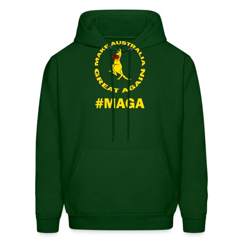 Make Australia Great Again #MAGA - Men's Hoodie