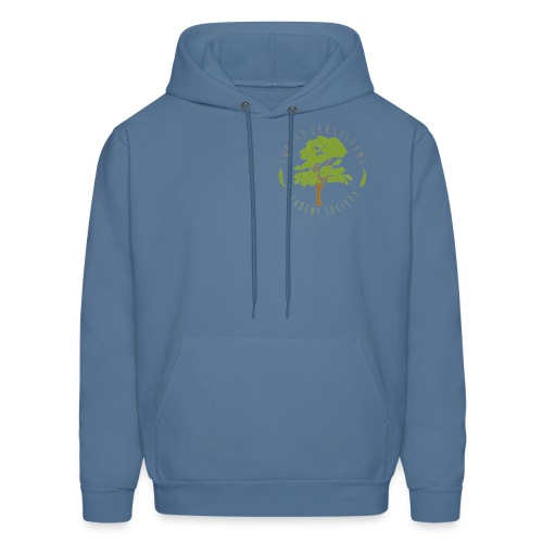 FESS colour logo front and back - Men's Hoodie