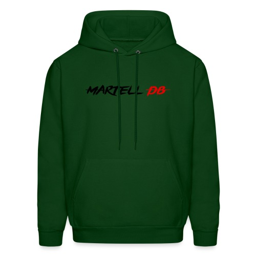 Martell DB Secondary Logo - Men's Hoodie