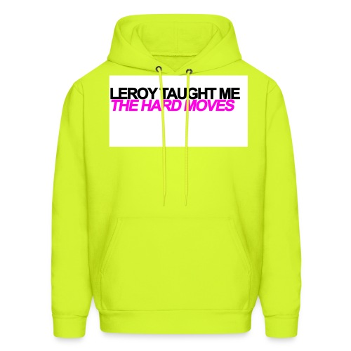 The Hard Moves HOW TO DANCE AT A RAVE - Men's Hoodie
