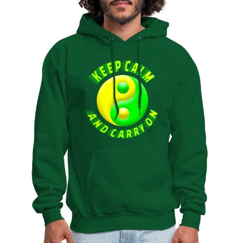 Keep Calm - Men's Hoodie