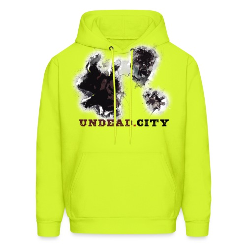 Zombie Undead City - Men's Hoodie