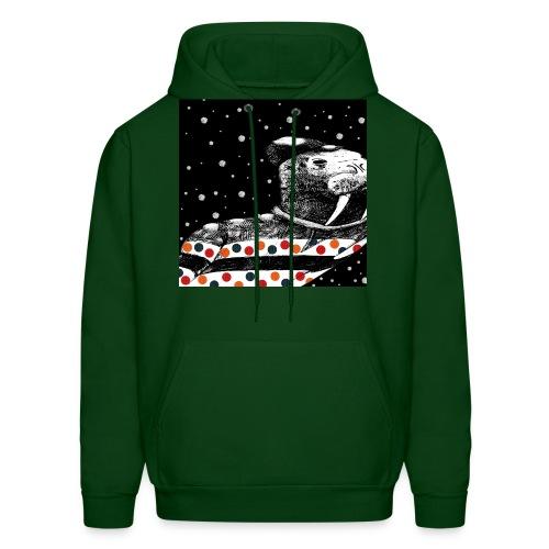 Not so ugly Christmas Tee   Jumper - Men's Hoodie