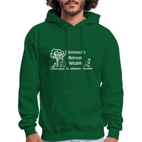 Dimmocks Retreat Wildlife Logo Apparel - Men's Hoodie