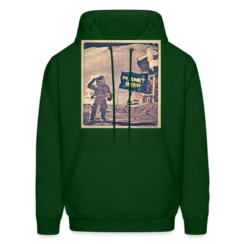 One Small Sip For Man - Men's Hoodie