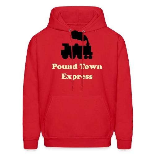 pound town - Men's Hoodie