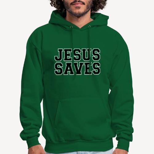 JESUS SAVES - Men's Hoodie