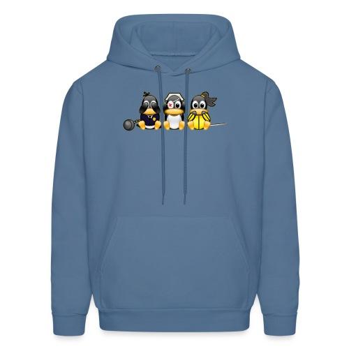 Linus v Bill - Men's Hoodie