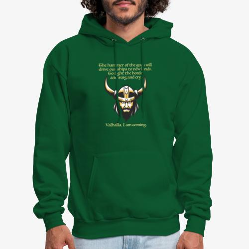 Hammer of the Gods - Men's Hoodie
