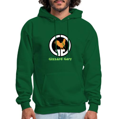 Logo with Channel Name - Men's Hoodie