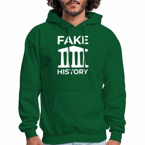 Fake History: Colonial Style Buildings Worldwide - Men's Hoodie
