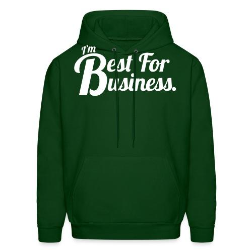 Best For Business Shirt - Men's Hoodie